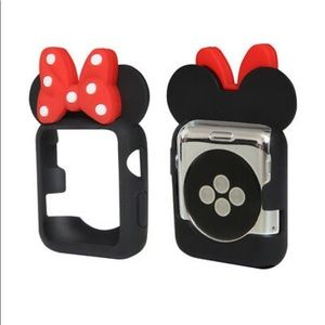 Soft Protective Case Disney Mouse Ear Apple Watch
